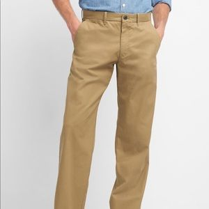 Gap classic relaxed khakis
